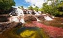 Dòng sông 7 màu 'chảy từ thiên đường', có tên Caño Cristales