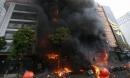 Nhìn lại toàn cảnh vụ cháy quán karaoke khiến 13 người chết ở Hà Nội