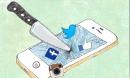 """Kẻ giết người hàng loạt và những """"miếng mồi"""" từ mạng xã hội"""