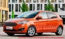 Ford Figo 2018: Đối thủ mới của Hyundai Grand i10