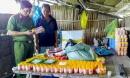 Ớn lạnh với lò sản xuất mỹ phẩm 'đểu' ở Vĩnh Long