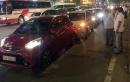 """6 ô tô tông nhau giữa phố Sài Gòn, nhiều người """"bạt vía"""""""
