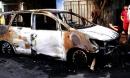 9 nghi phạm trong vụ hỗn chiến, đốt ôtô ở Bình Định ra đầu thú