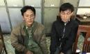 Dẫn 2 con cầm theo dao lao vào chém công an để giải cứu vợ đang bị bắt