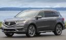 Acura MDX 2018 có giá 1,2 tỷ đồng