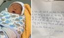 Hà Nội: Bé trai sơ sinh bị bỏ rơi trong túi xách trước cửa gia đình hiếm muộn
