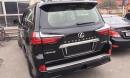 'Chuyên cơ' Lexus LX570 Super Sport 2018 đầu tiên cập bến Việt Nam