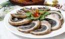 Tai heo cuộn mộc nhĩ cực hấp dẫn đổi vị cho ngày Tết