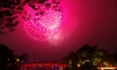 Ngắm pháo hoa lung linh, rực rỡ chào năm mới 2018