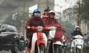 Tin không khí lạnh mới nhất: Miền Bắc rét đậm kèm mưa, có nơi dưới 9 độ C
