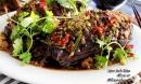 Cà tím nhồi thịt sốt dầu hào đơn giản lại trôi cơm