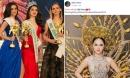 Sao Việt đồng loạt chúc mừng Hương Giang Idol đăng quang Hoa hậu