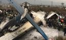 Máy bay hành khách chở 71 người rơi ở Nepal