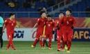 BXH FIFA Tháng 3/2018: Việt Nam vẫn dẫn đầu Đông Nam Á