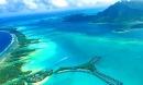 Đảo thiên đường đắt nhất TG: Khách sạn ngập hàng hiệu, nước uống vận chuyển bằng... phi cơ