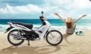 Top 5 xe máy Honda giảm giá từ 0,4 -7 triệu đồng