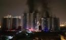 Cháy chung cư Carina làm 13 người chết: Cư dân tố bảo vệ thường hút thuốc dưới hầm xe