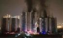 Cháy chung cư ở Sài Gòn: Một nữ chủ tịch phường tử vong