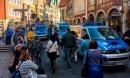 Đức: Kinh hoàng xe tải lao vào đám đông, hơn 30 người thương vong