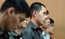 Tướng cướp ngất xỉu khi nghe tuyên án tử hình