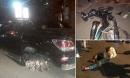 Video:Toàn cảnh tài xế đâm, kéo lê người hàng trăm mét rồi bỏ chạy