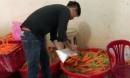 Khủng khiếp: Tẩy trắng hơn 6 tấn củ cải bằng hóa chất