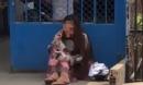 Thực hư con gái 8 tuổi bị bắt cóc, mẹ ngồi khóc nức nở giữa đường