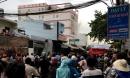 Nhiều người chạy thục mạng khỏi khách sạn cháy ngùn ngụt ở Sài Gòn