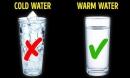 Uống nước ấm hay lạnh: Hãy lựa chọn và xem điều gì xảy ra với cơ thể của bạn