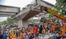 Thảm họa sập cầu vượt ở Ấn Độ: Ít nhất 18 người thiệt mạng
