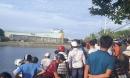 Phát hiện thi thể tài xế xe ôm dưới hồ nước