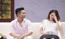 Khánh Thi bật khóc kể chuyện tình 'chông gai' với chồng kém 12 tuổi