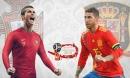 Bồ Đào Nha - Tây Ban Nha: Sao Real quyết chiến, Vua Ronaldo gầm vang