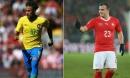 """Brazil – Thụy Sĩ: """"Vết xe đổ"""" Messi – Argentina, Neymar gỡ 'xiềng xích"""""""