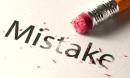 Sai lầm lớn nhất đời người là không nhìn nhận sai lầm của mình