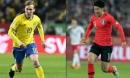 Thụy Điển - Hàn Quốc: Truyền nhân Ibra quyết đấu Ronaldo xứ Hàn