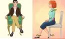10 tư thế ngồi thường thấy tiết lộ 'tất tần tật' về tính cách của bạn