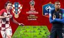 2 anh hào vào chung kết World Cup: Pháp - Croatia đáng sợ nhường nào?