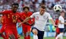 Bỉ - Anh: Lukaku tranh Kane Vua phá lưới