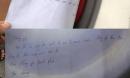 """Nữ giáo viên đang mang thai nhảy cầu tự tử để lại lá thư: """"Chúc chồng yêu hạnh phúc"""""""