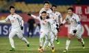 Đội hình Olympic Việt Nam đi Asiad: Dễ và khó cho thầy Park
