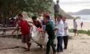 Tìm thấy thi thể cuối cùng trong vụ đuối nước ở biển Quy Nhơn