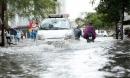 Tin mới thời tiết 22/7: Bắc Bộ mưa chưa ngớt, áp thấp nhiệt đới đã tiến sát gần bờ