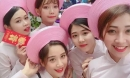 Dân mạng Việt dậy sóng trước ngoại hình xinh đẹp của 5 cô gái trong dàn bê tráp ở Hải Phòng