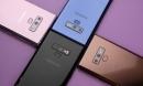 Ngây ngất với bộ tứ màu sắc rực rỡ của Galaxy Note 9