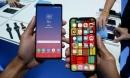 Galaxy Note 9 và iPhone X: Cuộc chiến của những siêu phẩm nghìn đô