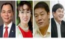 """Tài sản của 4 tỷ phú USD Việt nhiều """"khủng khiếp"""" cỡ nào?"""