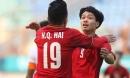 U23 Việt Nam - U23 Pakistan: Vỡ òa siêu phẩm, vô duyên penalty