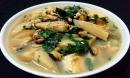 Ốc nấu chuối đậu thơm phức, ngon lành hóa ra không khó làm như bạn tưởng