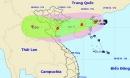 Bão số 4 gió giật cấp 11, tăng tốc hướng vào Quảng Ninh – Nghệ An